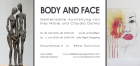 Kunstausstellung body and face